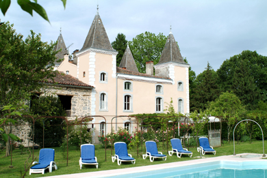 Restaurant Chateau Beauregard