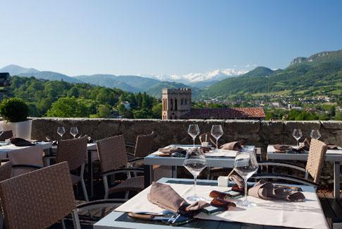 Restaurant Fromage Saint Girons