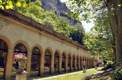 Thermal Spas In The Ariege Pyrenees In France